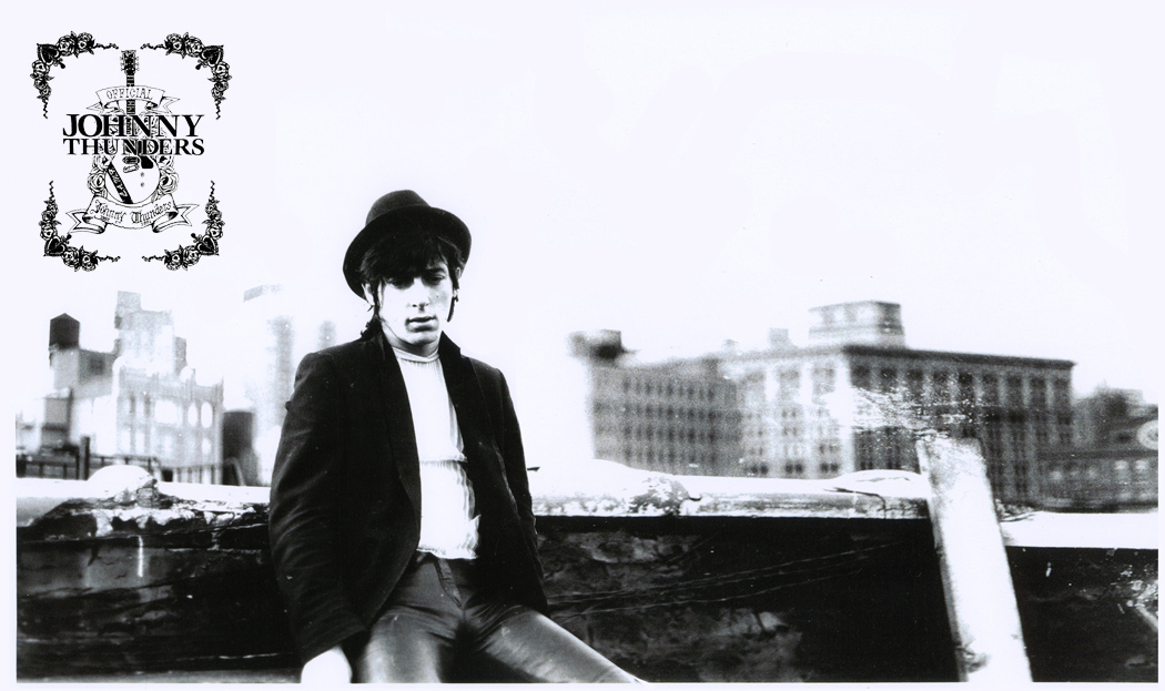 Johnny Thunders The Heartbreakers Chinese Rocks Live